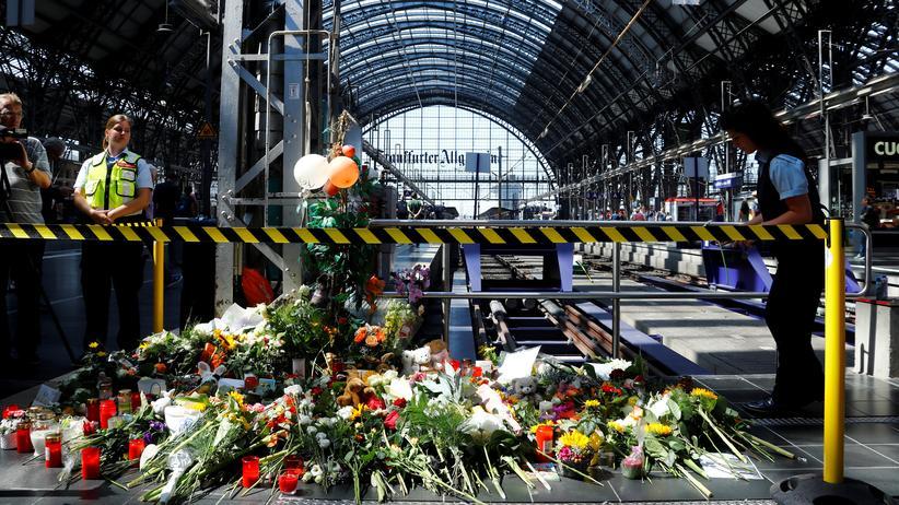 Zwangseinweisung: Verdächtiger vom Frankfurter Hauptbahnhof kommt in Psychiatrie