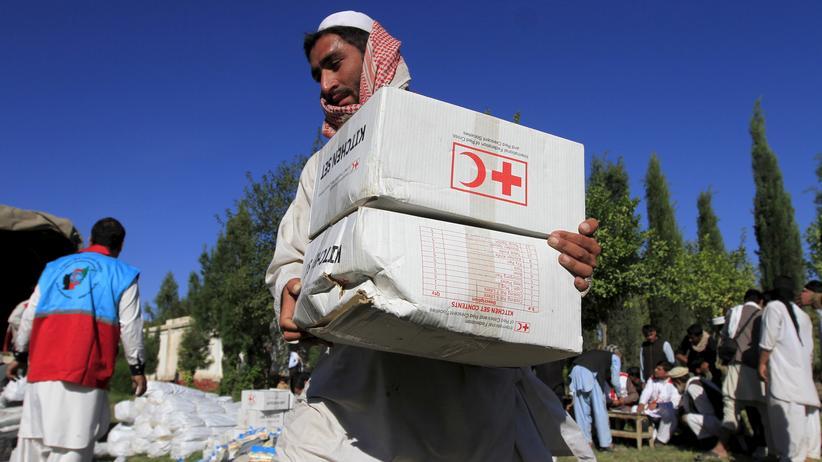 Afghanistan: Rotes Kreuz wieder in Afghanistan aktiv