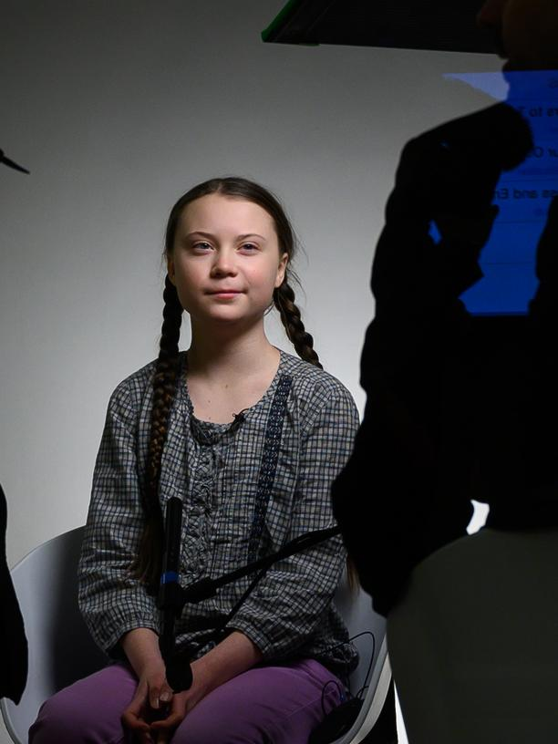 Right Livelihood Award 2019 : Die schwedische Klimaaktivistin Greta Thunberg erhält den Alternativen Nobelpreis.