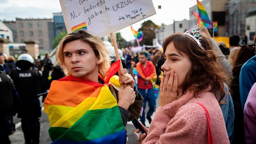 Polen: Gay-Parade in Lublin angegriffen