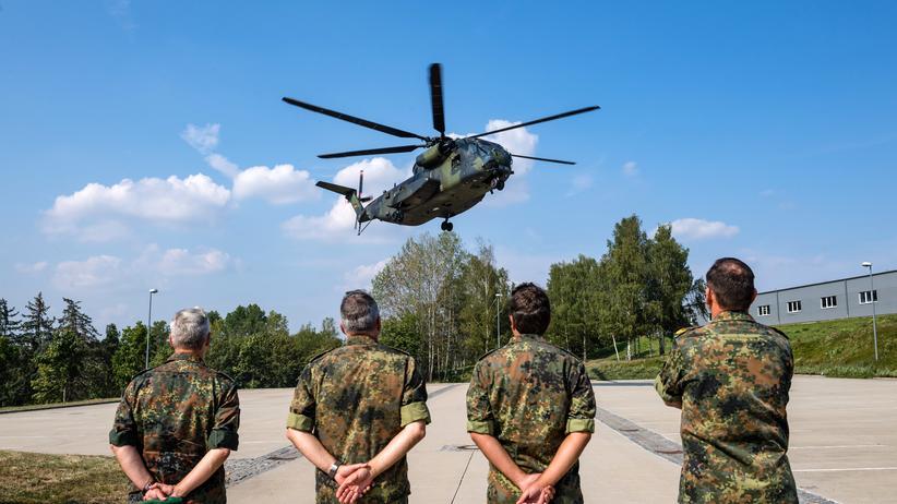 Militärischer Abschirmdienst: Mehr rechtsextreme Verdachtsfälle in der Bundeswehr