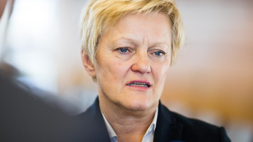 Beleidigungen: Renate Künast, hier ein Foto von 2017, hat den Prozess am Berliner Landgericht verloren.