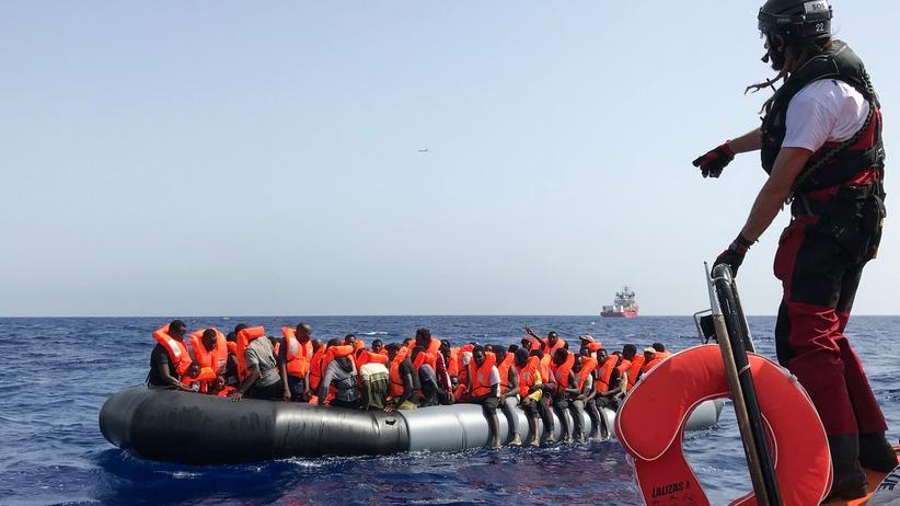 """Seenotrettung: """"Kommunen in Deutschland können der sichere Hafen sein"""""""