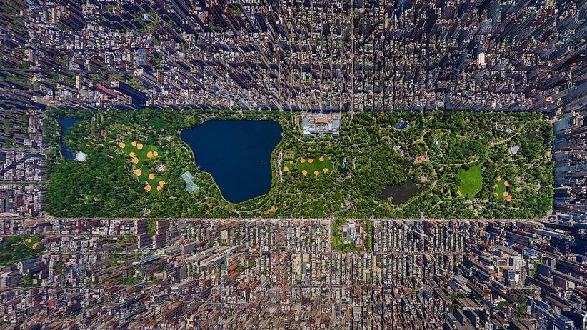 Best of ze.tt: Erkennen Sie diese Orte aus der Vogelperspektive?