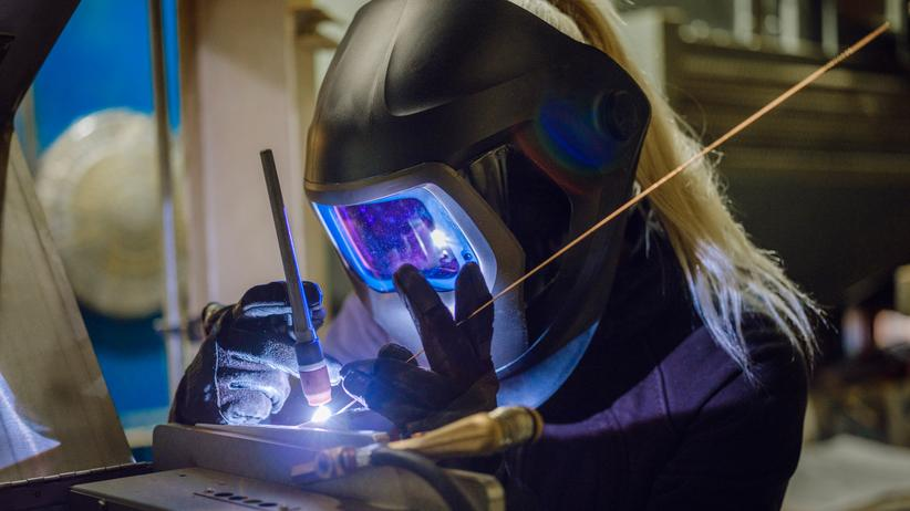 Männerbranche: Handwerkerinnen sind immer noch die Ausnahme