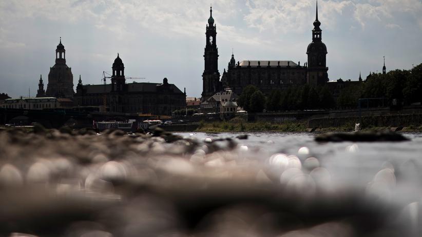 Dresden: Blick auf Dresden