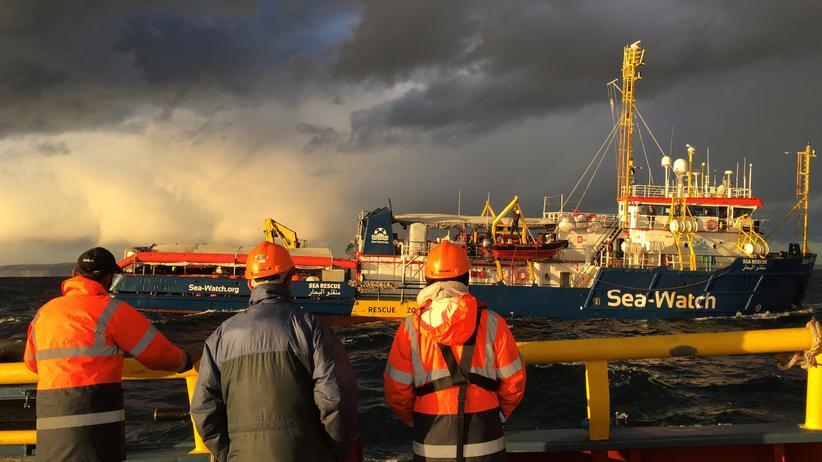 """Seenotrettung: Die """"Sea Watch 3"""" soll künftig unter deutscher Flagge fahren."""