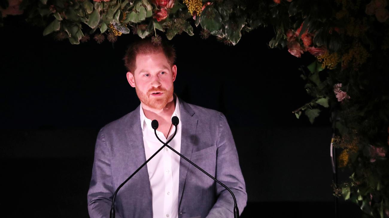 Britisches Königshaus: Prinz Harry äußert große Trauer über seinen Rückzug