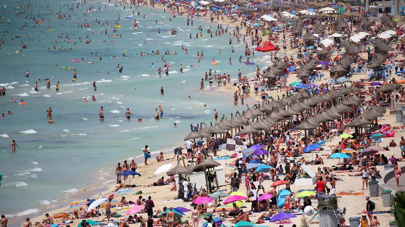 Mallorca und Ibiza: 2018 haben 14 Millionen Touristen die Balearen besucht.