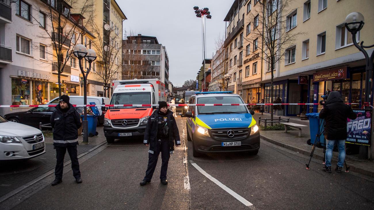 Schüsse In Hanau