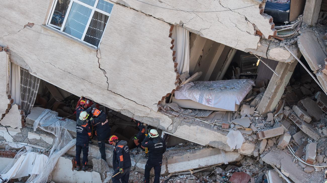 Iranische Grenze: Mehrere Tote nach Erdbeben in der Türkei