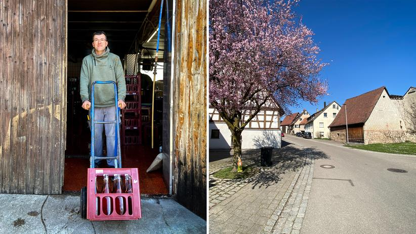Corona: Weinstraße, 71546 Allmersbach