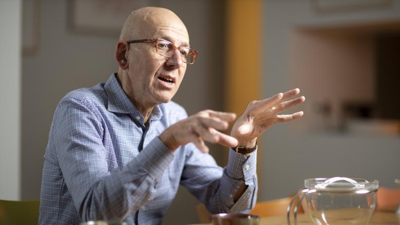 Corona-Krise: Heinz Bude, Professor für Makrosoziologie an der Universität Kassel