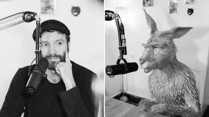 Interviewpodcast: Känguru Spezial: Warum geben Sie keine Interviews, Marc-Uwe Kling?
