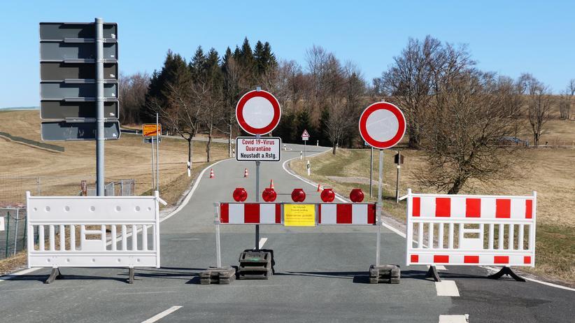 Neustadt am Rennsteig: Das verbotene Dorf