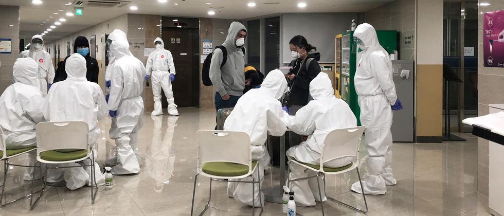 Coronavirus: Wie Südkorea die Pandemie bekämpft