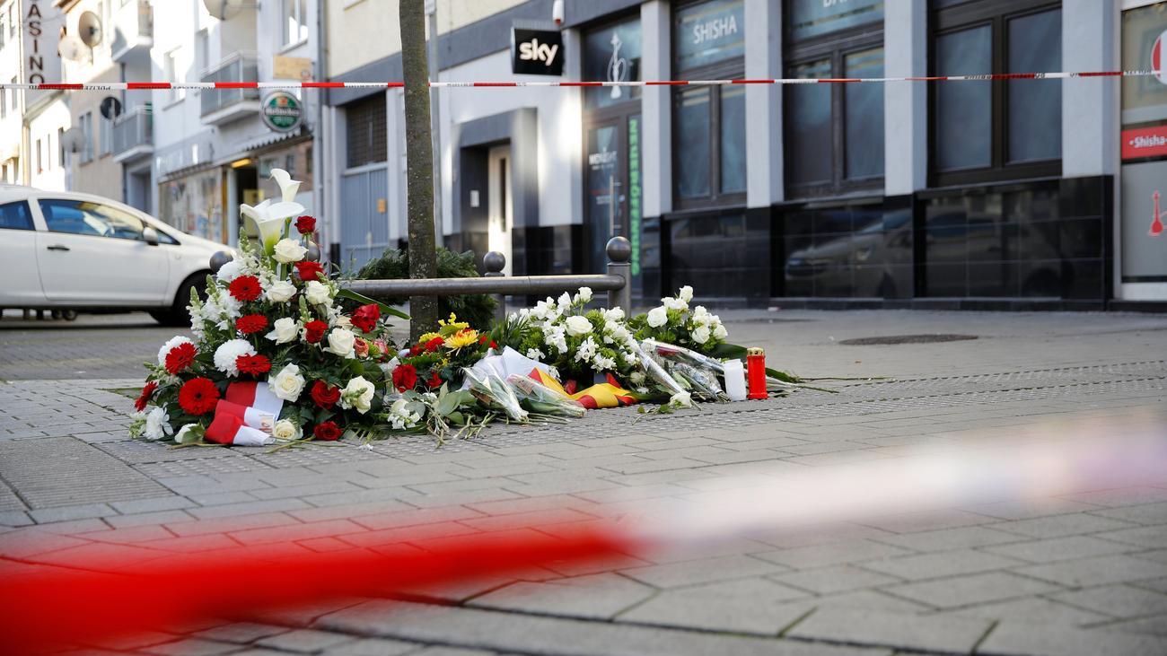 Attentäter Hanau