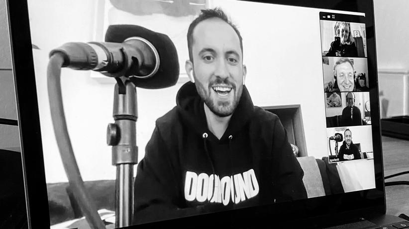 Interviewpodcast: Warum brauchen Menschen jetzt Musik, Igor Levit?