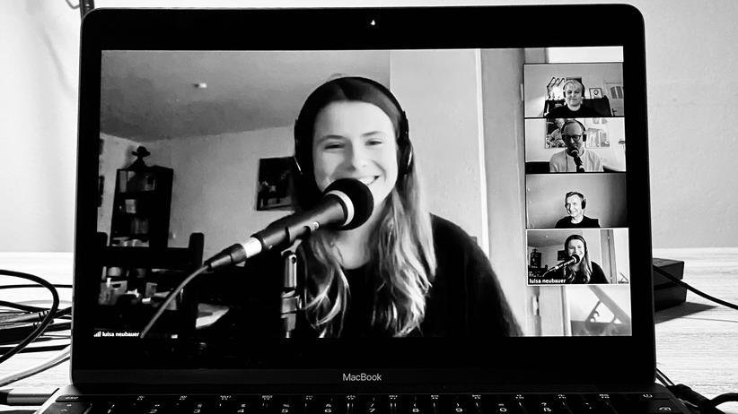 Interviewpodcast: Luisa Neubauer, redet noch jemand über das Klima?