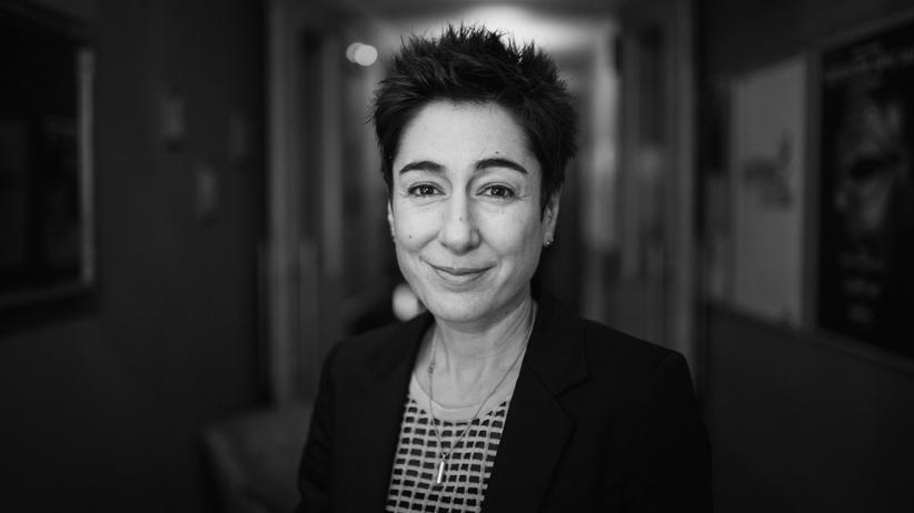 Interviewpodcast: Dunja Hayali, hält Streit die Gesellschaft zusammen?