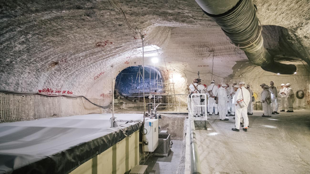 Atomaufsicht fordert Entschädigungen für Endlager-Region
