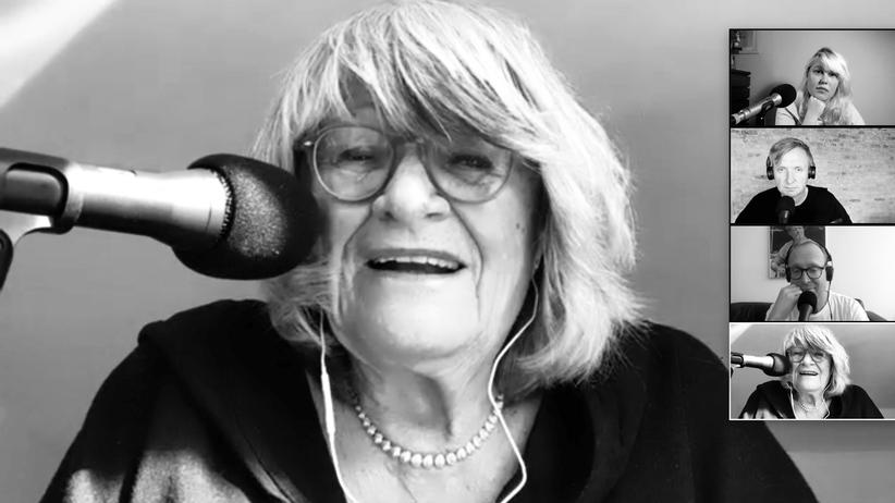 Interviewpodcast: Alice Schwarzer, wie wird man eine Frau?