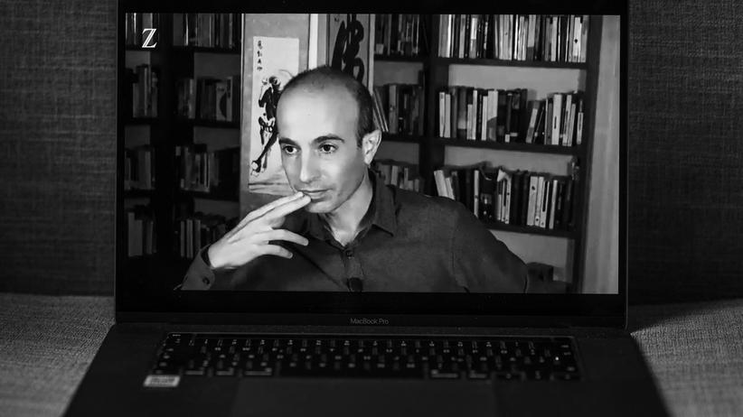 Interviewpodcast: Yuval Harari, What Is the Meaning of Life?