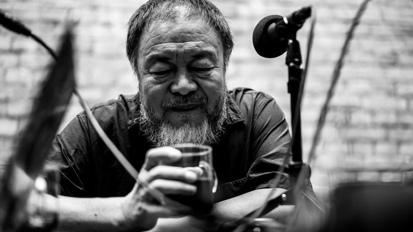 Interviewpodcast: Ai Weiwei, warum sind Sie so wütend?