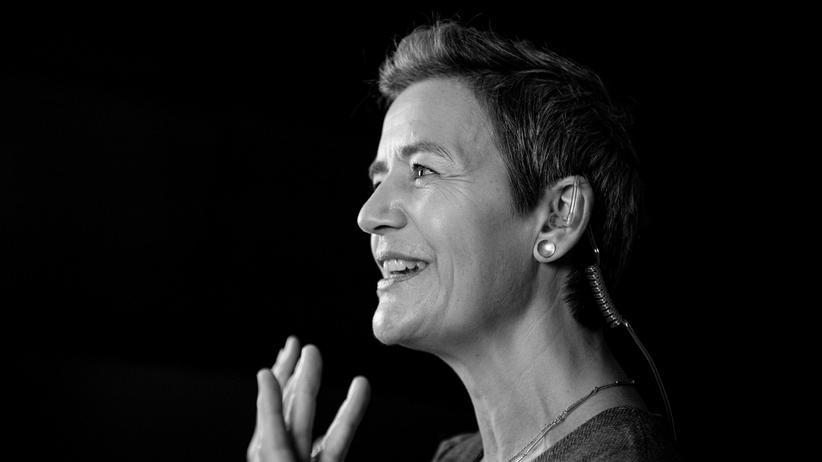 "Margrethe Vestager: ""We have to stop looking for men"""