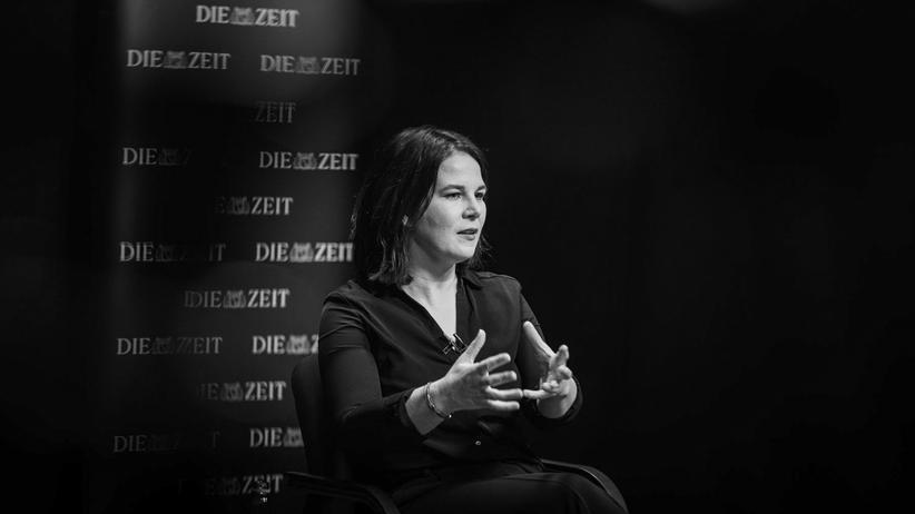 """Annalena Baerbock: """"Es wird am Ende keinen Verlierer geben"""""""