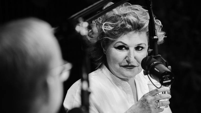 Interviewpodcast: Sabine Rückert, wie kamen Sie zum Verbrechen?