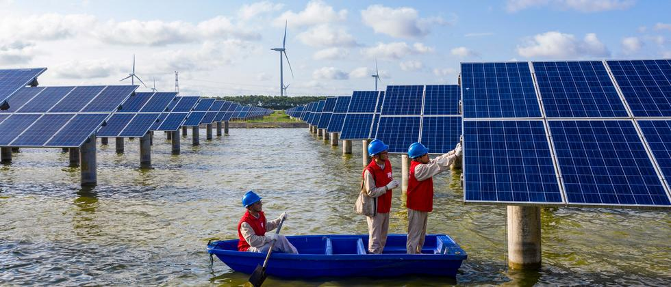 Internationale Energieagentur: Investitionen in Energiewende müssten verdreifacht werden