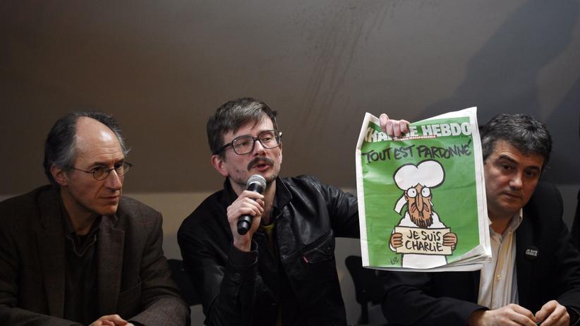 Mohammed-Karikaturen: Viele Franzosen lehnen Mohammed-Karikaturen ab