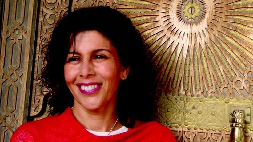 """Alia Yunis, die Autorin von """"Feigen in Detroit"""""""