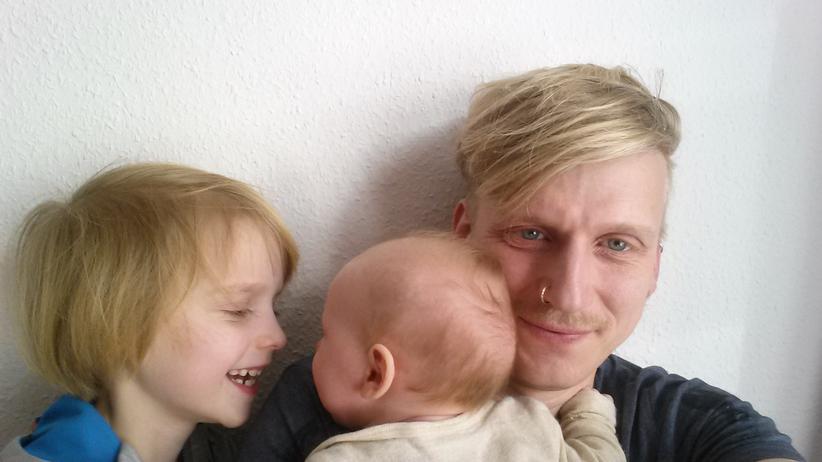 Gesellschaft, Co-Elternschaft, Baby, Beziehung, Eltern, Familie