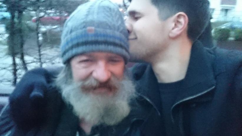 Twitter-Suche: Wie Norman seinen obdachlosen Vater wiederfand