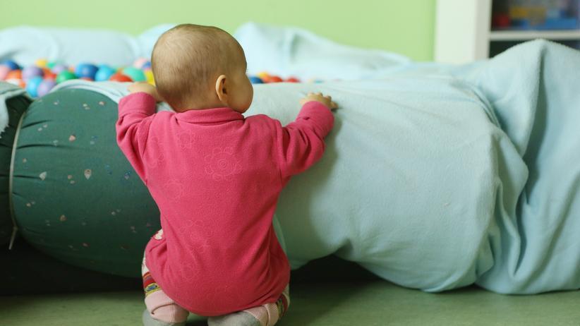 Kinderarmut: Jedes siebte Kind ist auf Hartz IV angewiesen