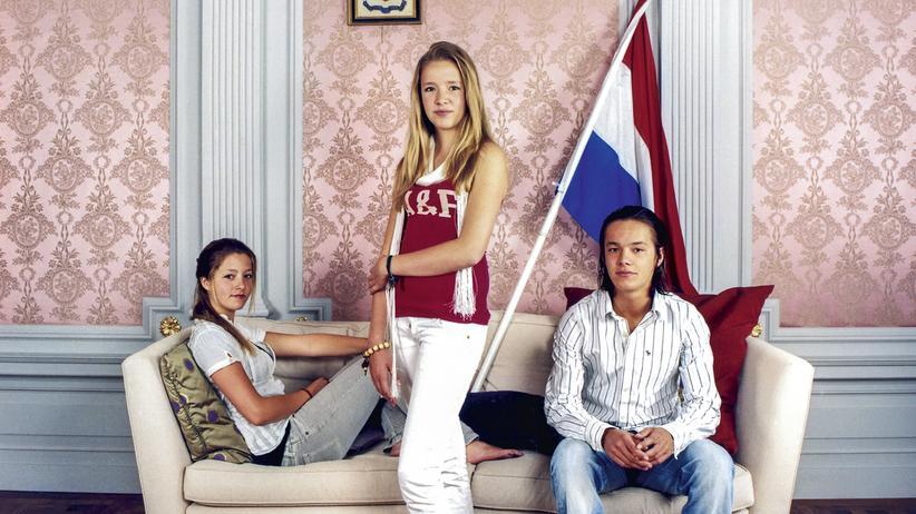 Katharina Mayer: Familien als Kunstwerk
