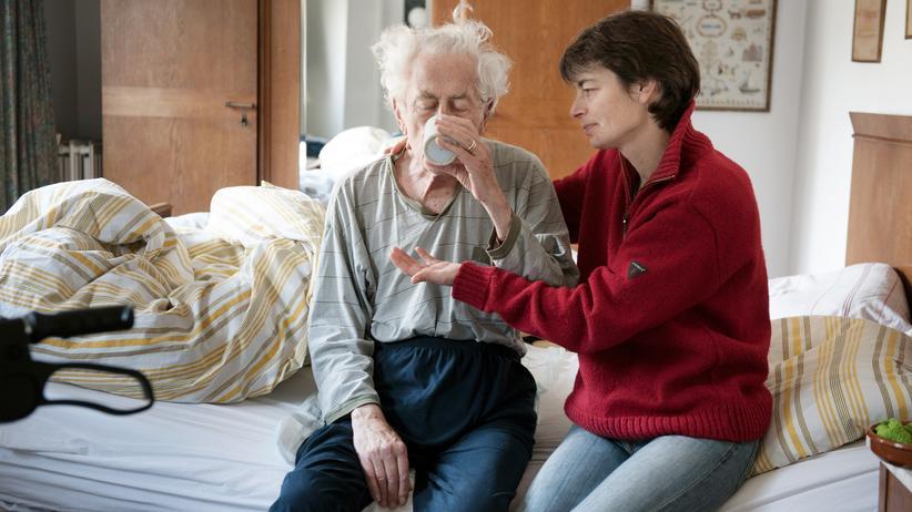 """Pflegende Angehörige: """"Wir brauchen einen Aufstand in der Pflege"""""""