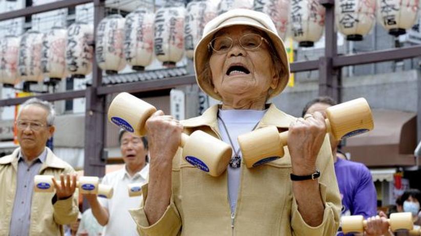 Japan: Land der Alten und Singles