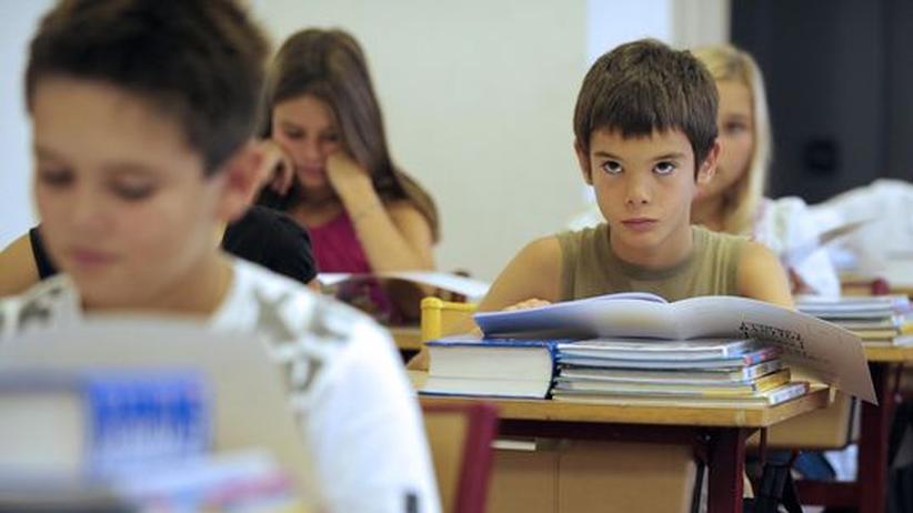 Schulschwänzer: Stundenlohn