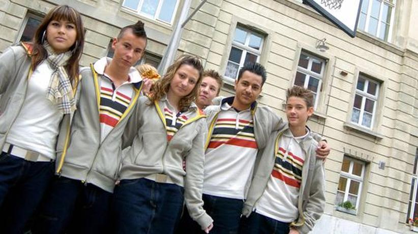 Schweizer Schüler