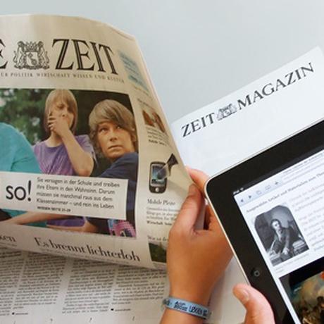 Texte, Links und Materialien: Lernplattform auf ZEIT ONLINE