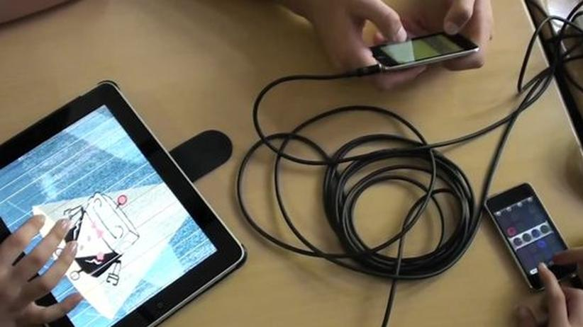 Musikunterricht: App statt Blockflöte