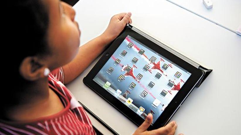 Schulunterricht: Was noch mal ist eine App?