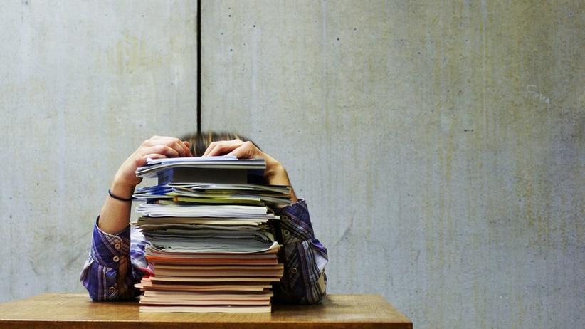 Schulfragen: Mache ich meinem Kind nicht genug Druck?