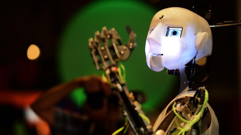 """Technik in der Schule: """"Ein Roboter kann Kinder motivieren"""""""