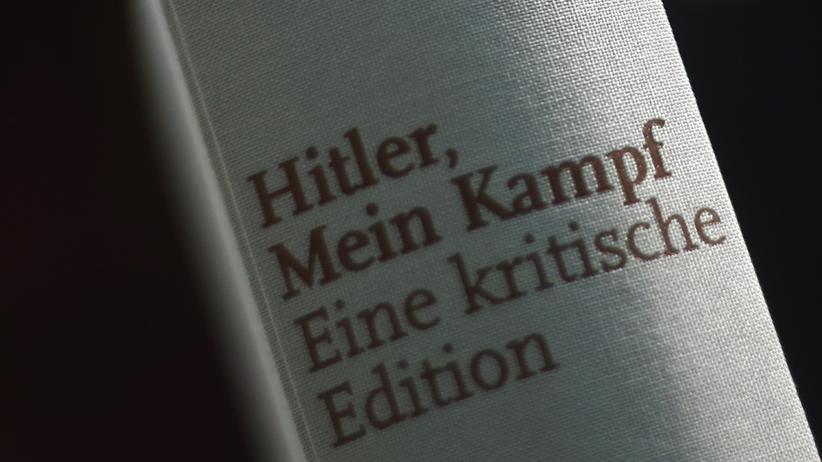 """Hitlers """"Mein Kampf"""": Aus dem Giftschrank der Geschichte"""