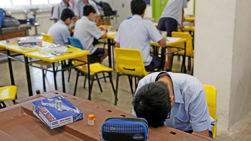 Asiens Leistungskultur: Singapurs Schulen – ein Schock für westliche Eltern
