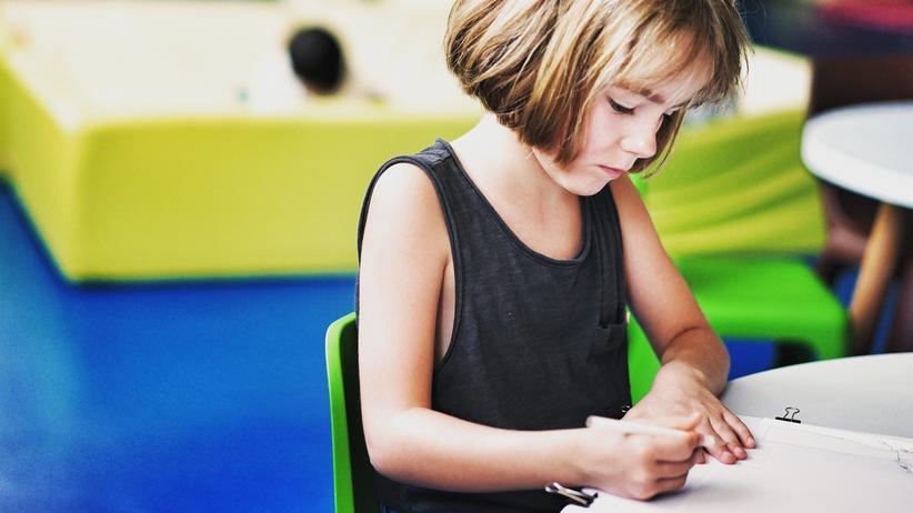 Hausaufgaben: Eltern unter Druck